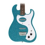 Danelectro D63 Turquoise Metal Flake (Guitar Only)