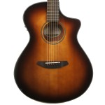 Breedlove Discovery Series Concert Acoustic-Electric Guitar - Sunburst w/ Gigbag