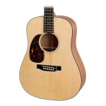 Martin Dreadnought Junior 6-String Natural Acoustic-Electric Guitar