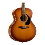 Seagull Entourage Rustic Mini Jumbo Acoustic Guitar in Rustic Burst