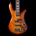 Spector Euro 4LX Amber Gloss Bass