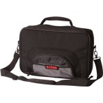Gator Cases G-MULTIFX-1510 Padded Utility Bag for Guitar Pedals, DJ Equipment, Cables, and Much More, 15.5x10.5x3.75""