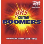 GHS Boomer 12-String Light Electric Guitar Set (10-46)