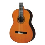 Yamaha GC22C Handcrafted Classical Guitar Natural w/ Case