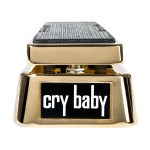 Dunlop GCB95 50th Anniversary Gold Crybaby Wah Pedal