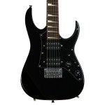 Ibanez GRGM21BKN Mikro 3/4th Size Aimm LTD Electric Guitar