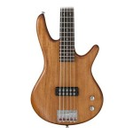 Ibanez GSR105EXMOL 5 String Ash Body Mahogany Oil Finish Bass