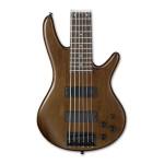 Ibanez GSR206BWNF 6 String Bass in Walnut Flat Finish