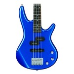 Ibanez GSRM20SLB Mikro 4-String Bass Starlight Blue