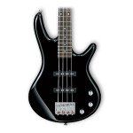 Ibanez GSRM30bk Mikro 4 String Bass in Black Finish