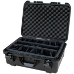 """Gator GU-2011-07-WPDV - Waterproof case w/divider system; 20.5""""x11.3""""x7.5"""""""