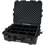 Gator GU-2014-08-WPDV Waterproof Injection Molded Case Black