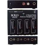 Rolls HA43PRO 4 CH Headphone Amp