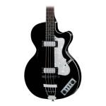 Hofner Ignition Club Bass Guitar (Black)