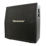 "Blackstar HTVM412A HT Metal Series 4x12"" Angled Guitar Cabinet"