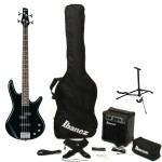 Ibanez IJXB150BBK Jumpstart Bass Package in Black