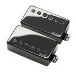 EMG JH SET Custom James Hetfield Signature Set - Black Chrome