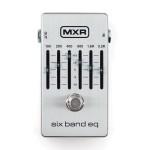 MXR M109S Six-Band Graphic EQ Pedal