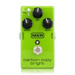 MXR M269SE Carbon Copy Bright Delay Pedal
