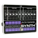 Electro Harmonix Microsynth Effects Pedal