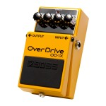 Boss OD1X Special Edition Overdrive Pedal with MDP