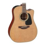 Takamine P1DC Pro Series Dreadnought Acoustic Electric with Hard Case