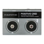 Positive Grid BT2 Bluetooth MIDI Footswtich