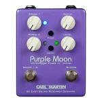 Carl Martin Purple Moon Vintage Fuzz N' Vibe Pedal