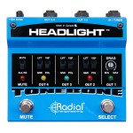 Radial Headlight Guitar Amp Selector