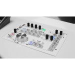 Slate Control Stereo--White Finish EDU (Standalone System)