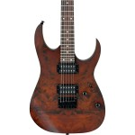 Ibanez RG421CWCNF Electric Guitar in Charcoal Brown