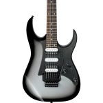 Ibanez RG450EXMSS Electric Guitar - Metallic Silver Sunburst