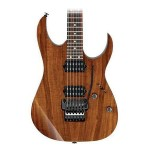 Ibanez RG Prestige Series RG652K Electric Guitar Koa Brown