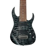 Ibanez RG9QMBI 9 String RG Black Ice Electric Guitar