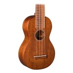 Martin S1 Soprano Ukulele All Solid Sapele with Gig Bag