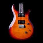 Prs S2 Custom 24 Electric Guitar in Dark Cherry Sunburst