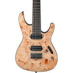 Ibanez S7721PBNTF 7 String Electric Guitar - Natural