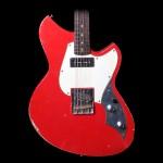 Novo Serus T Fiesta Red - Rosewood w/ Gigbag