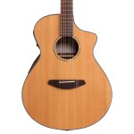 Breedlove Solo 12-String Acoustic-Electric Guitar Solid Cedar Top w/ Gigbag