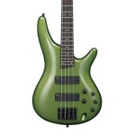 Ibanez SR300BMKK 4 String Electric Bass - Metallic Khaki