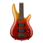 Ibanez SR305E 5 String Electric Bass Autumn Fade Metallic