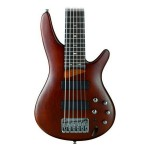 Ibanez SR506BM Electric Bass SR Series Brown Mahogany