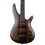 Ibanez SR600 Bass Guitar - Walnut Flat