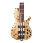 Ibanez SRSC805NTF Bass Workshop 5 String Natural Flat Bass