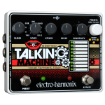 Electro Harmonix Stereo Talking Machine Vocal Formant Guitar Pedal