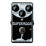 Mr Black Pedals SuperMoon Modulated Reverb Pedal