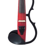 Yamaha SV-130CAR Concert Select Silent Candy Apple Red Violin ****Instrument Only****