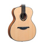 Lag T80A Tramontane Solid Spruce Top Acoustic Guitar - Natural