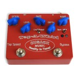 Cusack Music Tap-A-Whirl V3 Analog Tremolo Pedal