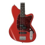 Ibanez TMB100 4-String Electric Bass Coral Red